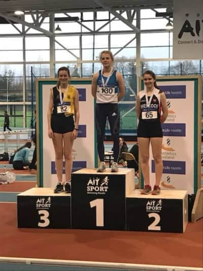 National Junior & U/23 Indoor Championships